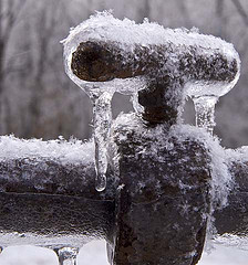 WORRIED ABOUT FREEZING PIPES?