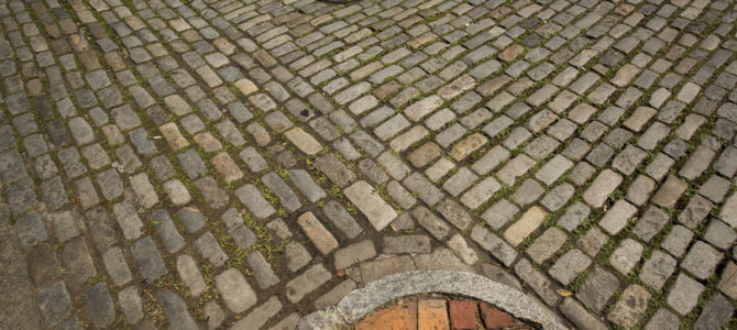 Here's a brief history of what's left of Norfolk's cobblestone streets